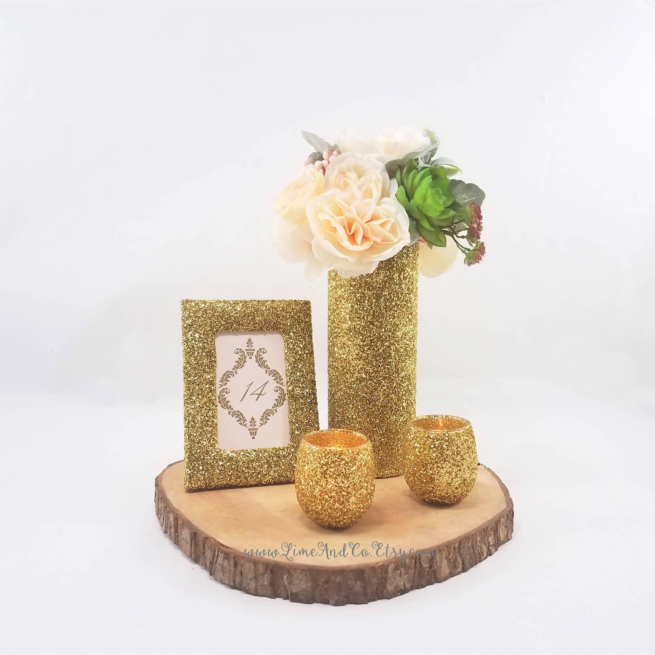 Wedding Centerpiece, Bridal Shower Decorations, Baby Shower ...