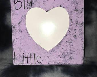 Big Little Heart Frame