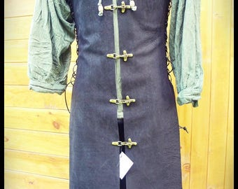 Tabard / Medieval leather tunic