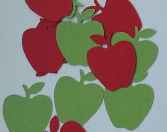 Apple Die Cuts