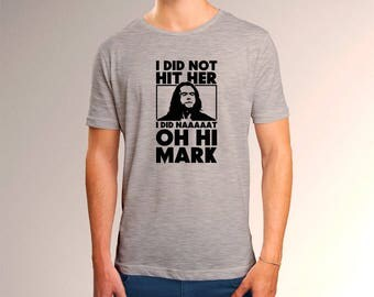 "The Room Inspired ""Oh Hi, Mark"" Men's T-Shirt"