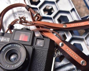 Leather Camera Strap Personalized. Camera Strap. Monogram Camera Strap. Custom Leather Camera Strap. Monogrammed Gift. Leather Camera Strap