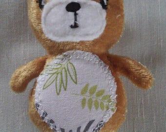 Jungle Animal Teddy Bear