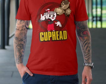 Cuphead T-Shirt | Unisex - Women |
