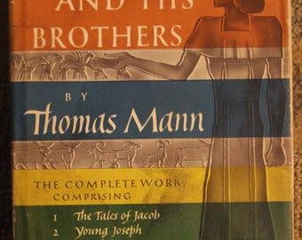 Joseph and His Brothers | Thomas Mann (1963)