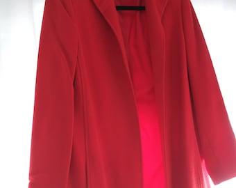 Red Dana Buchman Jacket
