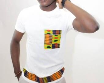 Kente T-Shirt