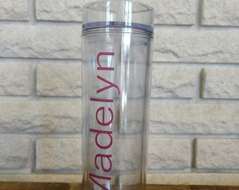 Personalized Tumbler Name Gift