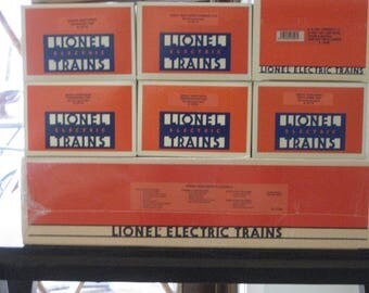 Lionel Trains #6-11724 The Great Northern A-B-B-A Engines and Seven Passenger Cars Set Brand New in Their Boxes!