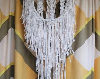 The Ophelia Macrame Wall Hanging/ Handmade
