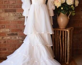 Victorian style wedding dresses   Etsy
