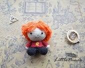 Ron Weasley - amigurumi crochet toy
