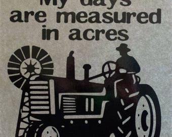 A Farmer's Day