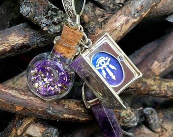 Kirin Tor  Cosplay Necklace inspired by World of Warcraft.