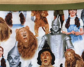 Wizard of Oz Pillowcase Standard Size wizard of Oz bedding