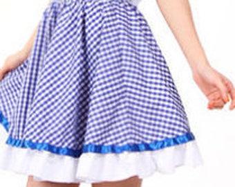 Dorothy Costume, Wizard Of Oz Costume, Adult Costume, Women's Costume, Girl's Costume