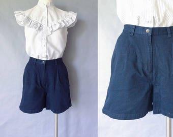 Vintage Ralph Lauren high waist shorts women's size S/M
