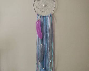 Sparkling unicorn dream catcher