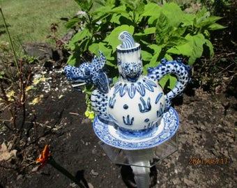 Garden dragon Etsy