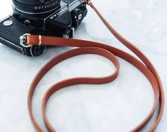 Camera strap⎪Leather camera strap⎪Film leather camera strap⎪Digital leather camera strap⎪Neck strap