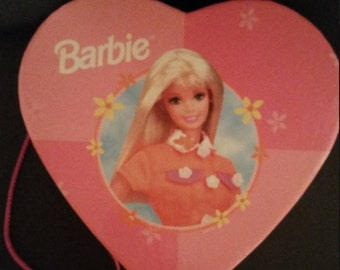 Vintage Barbie Hat Box