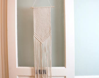 Large Macrame Wall Hanging, Large Macrame, Woven Wall Hanging, Woven Tapestry