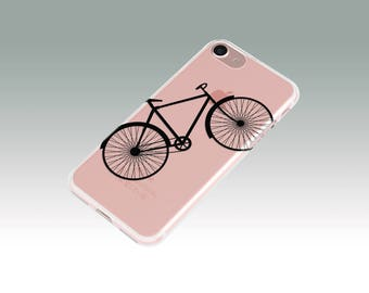 iPhone 7 Case Silicone iPhone 7 Plus Case Clear iPhone 7 Protective Case iPhone 7 Case Bicycle iPhone 6 Plus Case iPhone 6 Case Clear//158