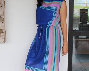 Gorgeous 1960s/70s Sheer Dress