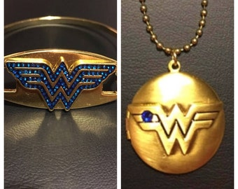Wonder Woman set
