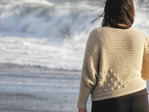 Amaranth Pullover Crochet Pattern