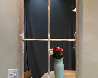 Vintage Window Mirrors