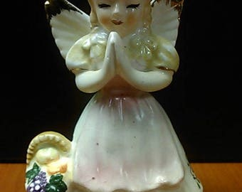 Pray For Europe Angel a Figurine by Airgift Corporation in Japan in 1958.