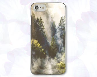 Forest iPhone 6 Case iPhone 6S Plus Case For Samsung S8 Case iPhone X Case iPhone 7 Plus Case For Samsung S7 Case iPhone 8 Trees CBB1574