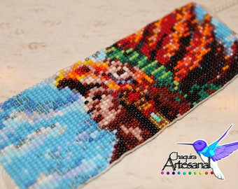 Bracelet Cuahutemoc