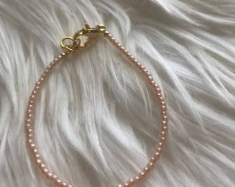 Apricot Stacking Bracelet