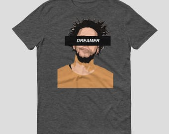 J Cole Dreamville Inspired shirt