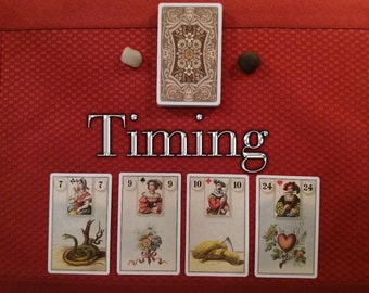 Time Card Reading