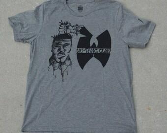 Wu-tang Chopping Heads T-shirt