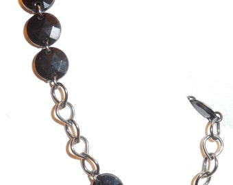 Black Bead Chain