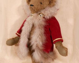 Nicholas, Mohair Teddy bear