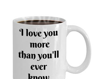 I love my wife, to my wife, love my wife mug, wife gift, wife mug, gift from husband, Anniversary Gift, I love you mug, love mug, love you