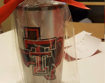 Texas Tech Red Raiders RTIC Tumbler 30 oz