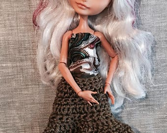 "Monster High Ever after dress Tango ""Biaggi in follie!"""