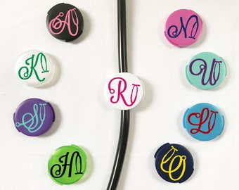 Stethoscope Id Tag, Stethoscope Accessories, Stethoscope Id Tag Monogram, Stethoscope Name Tag, Med Student Graduation, Nursing Student Gift