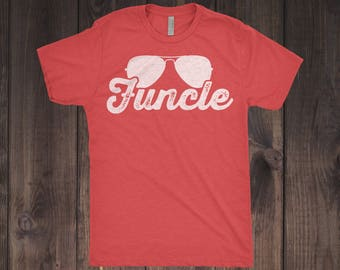 Uncle Gift Funcle Definition | Funcle Tshirt | Funcle T Shirt | Funcle Shirt | Funny Uncle | Christmas Gifts For Uncles