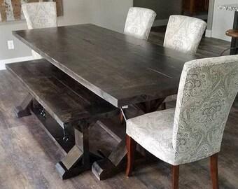 Rustic Farm House table