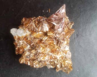 Pyrophyllite, Silver Ridge, North Carolina, USA minerals  (SR23)