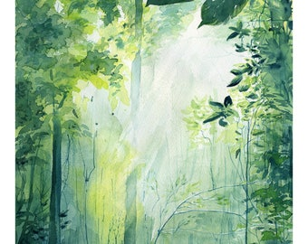 forest download, forest background, dreamy, landscape, mobile phone, nature background, beautiful, nature, jungle, tropical, artwork, pretty