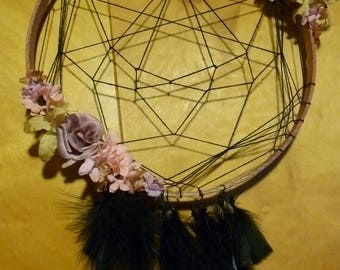 Rose Gold Dreamcatcher