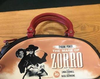 Mask of Zorro Clutch